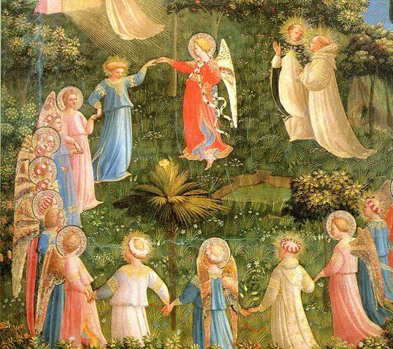 Imagini ale Paradisului în istoria religiilor
