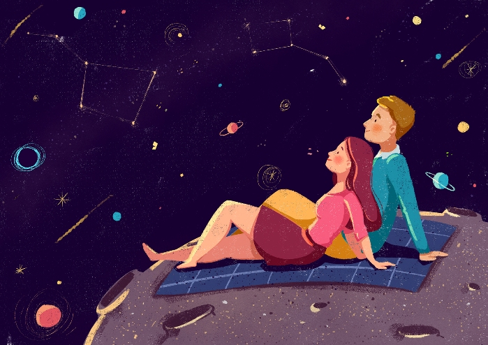 Atelier de Astronomie – Constelaţii, nebuloase, galaxii