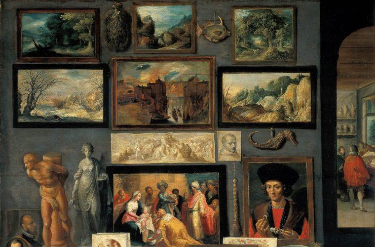 Înainte de muzeu – Cabinetul de curiozităţi şi începuturile colecţionismului: Secolele XV-XVII