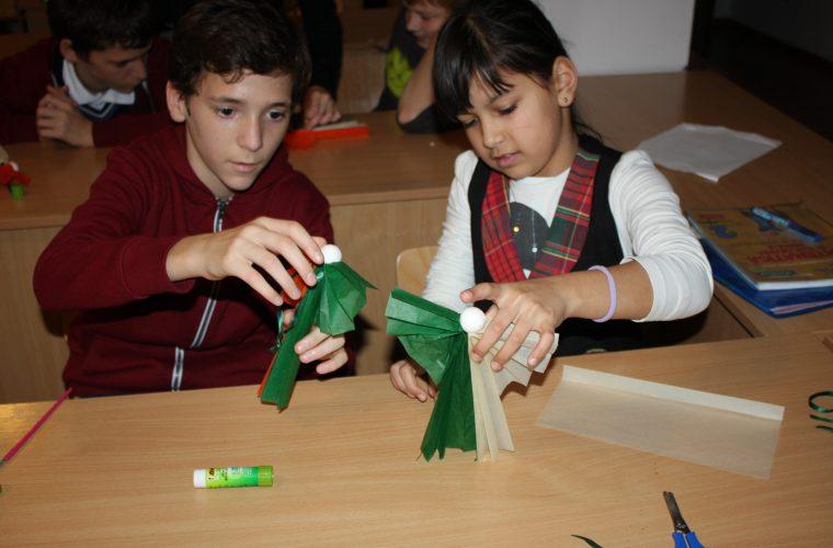 Daruri pentru copiii de la Centrul de zi Sfânta Sofia