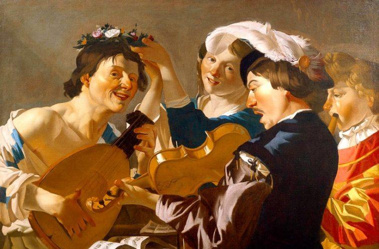 """""""Leacul iubirii"""" – Eros şi muzică în pictura olandeză din secolul al XVII-lea"""