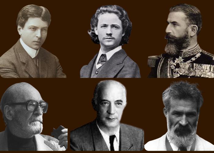Bărbaţi celebri din istoria României