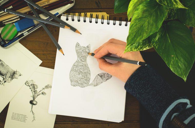 Curs online de Desen pentru copii (12-15 iulie)