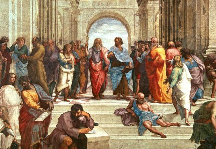 ARISTOTEL: Despre curaj, înţelepciune şi cumpătare
