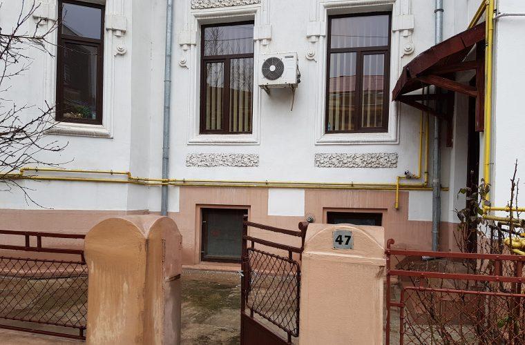 intrare casă C. A. Rosetti 47