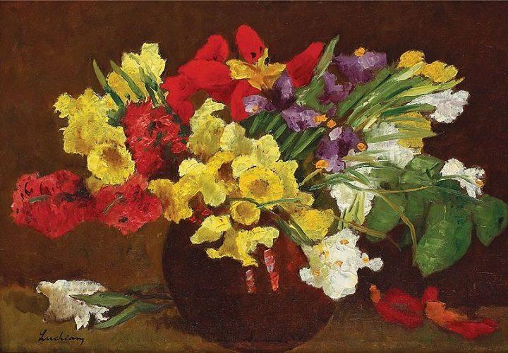 Şcoală de vară de pictură: Flori şi peisaj (2-6 iulie)