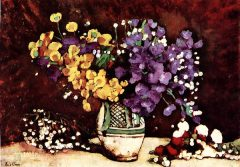 curs pictura peisaj si flori
