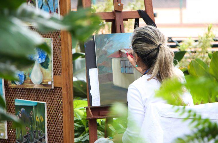 Atelier de pictură şi creativitate