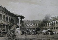 Hanul lui Manuc istorie Bucuresti