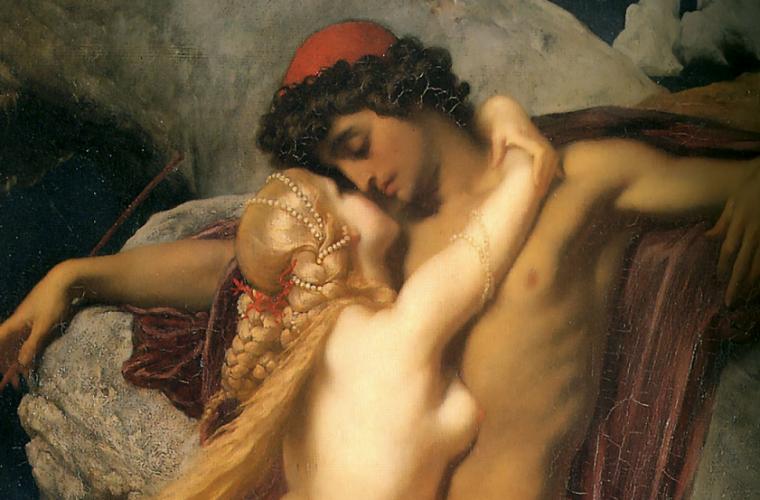 Dragoste şi erotism în cultura europeană. De la artă şi literatură la istoria trăită