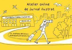 curs online jurnal ilustrat