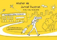 curs ilustratie jurnal