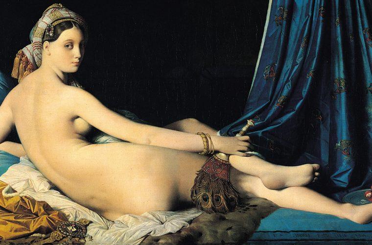 Feminitate & Artă: Trei nuduri celebre de Tiţian, Ingres, Manet