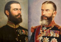 istorie regele carol I