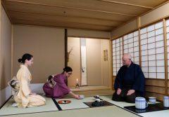 ceremonia ceaiului camera de ceai mnar