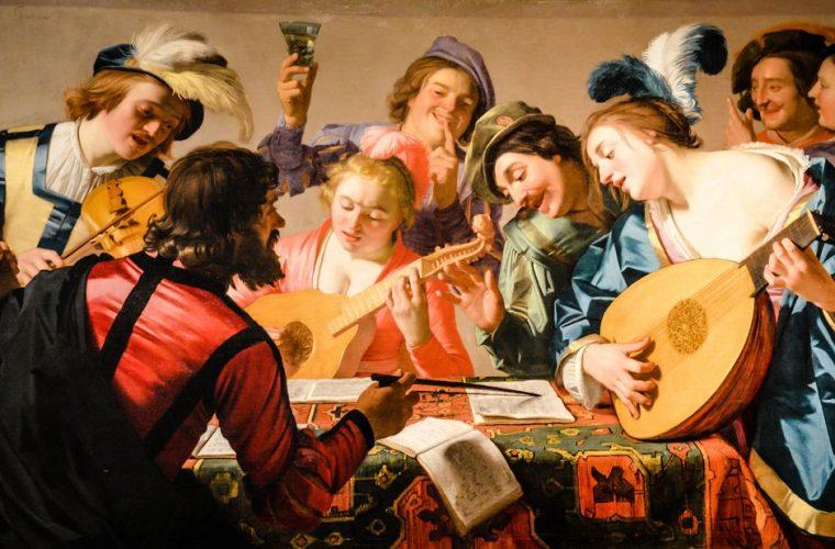 Cinci anotimpuri sonore – Istoria muzicii, de la Renaştere la Modernism