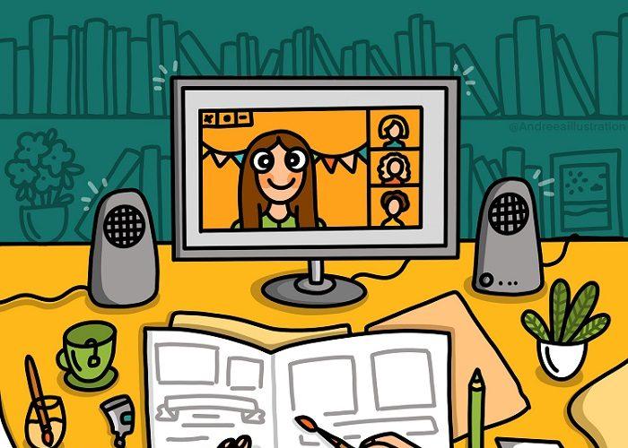 Atelier online de Jurnal ilustrat – Storytelling prin imagini (14-17 iunie)