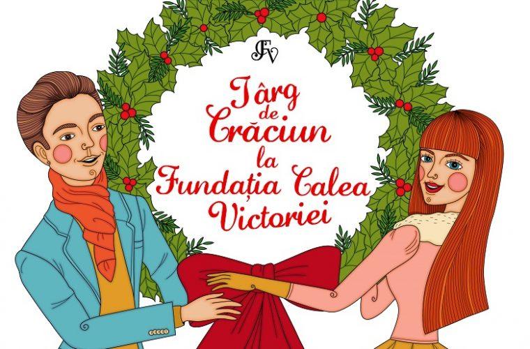 Târgul de Crăciun 2019 – Cadouri şi delicatese culturale
