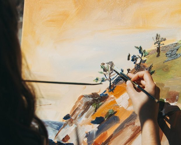 Painting workshop for beginners