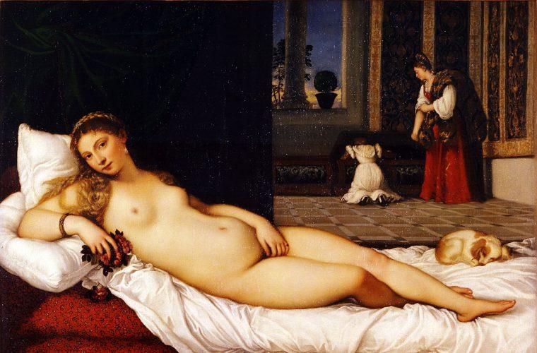 30 de capodopere ale artei erotice europene: De la Venus din Milo la Klimt