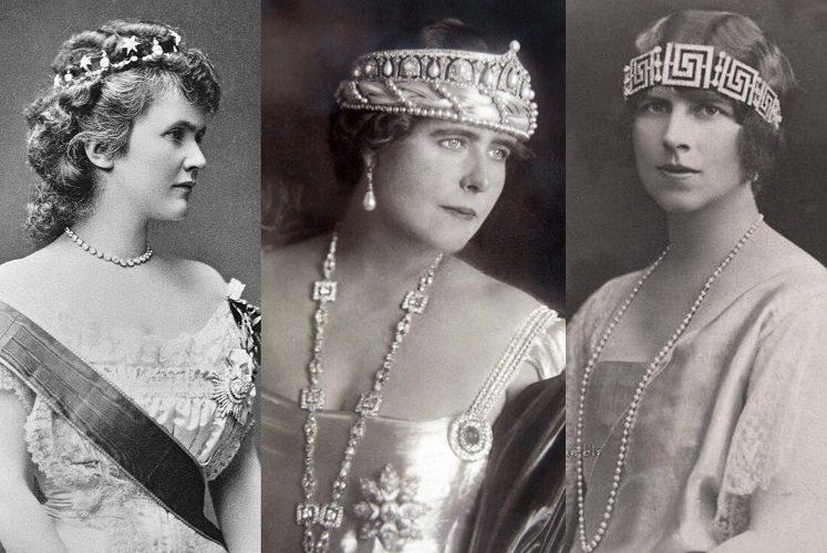 Trei regine, trei destine – Elisabeta (Carmen Sylva), Maria (Missy) şi Elena (Sitta)