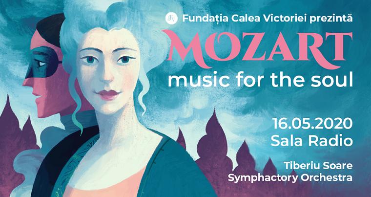 Concert de Gală: MOZART – Music for the Soul