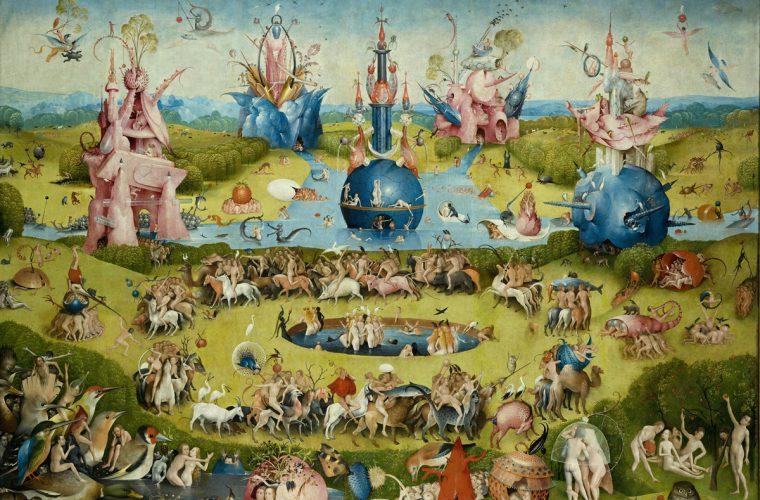 Hieronymus Bosch şi amuzamentul Infernului