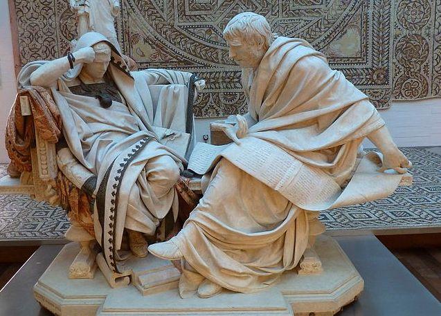 De vorbă cu Seneca – Eveniment online
