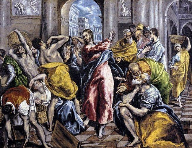 El Greco şi legenda neagră a Spaniei