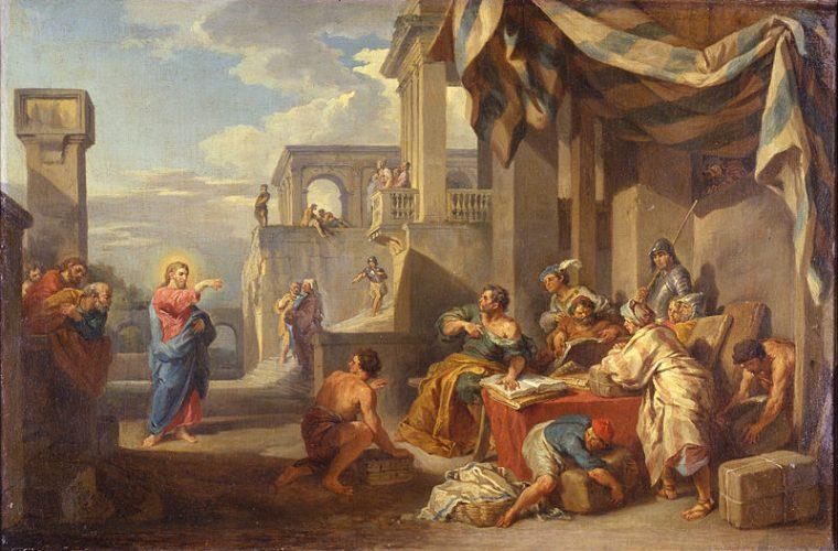 Evanghelia după Matei – Învăţăturile lui Iisus (17-21 august)