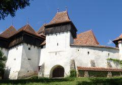 cetati si biserici fortificate Transilvania