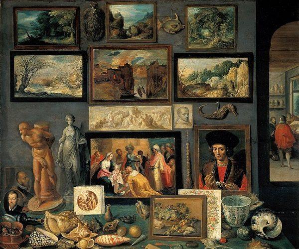 Naturalia & Artificialia. O istorie a cabinetelor de curiozităţi