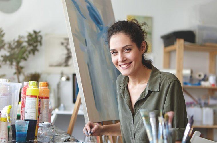 Atelier de terapie prin artă (9-13 august)