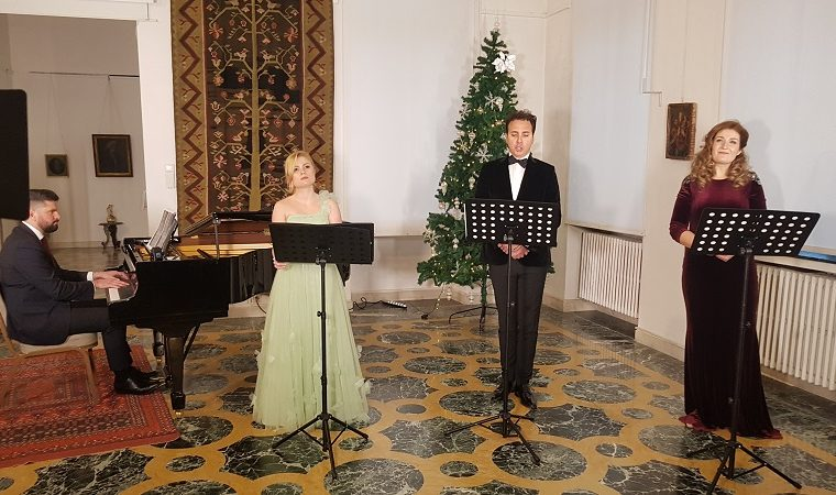 Muzica ne aduce împreună!  Recital de arii şi duete  dedicat medicilor şi personalului medical din România