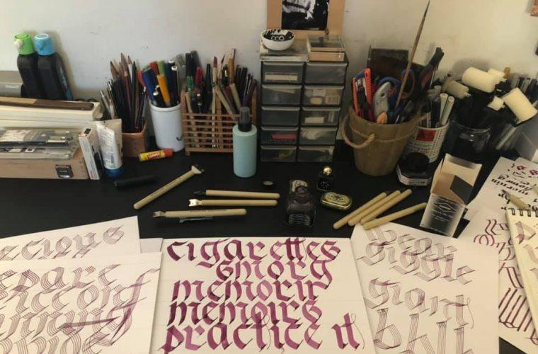 Introducere în caligrafie – Curs online