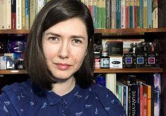 Delia Zahareanu 2021 lector caligrafie