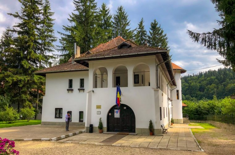 Casele în care a trăit George Enescu