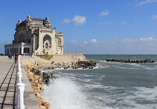 Descoperă Constanţa: de la cetatea antică la elegantul oraş de la Marea Neagră