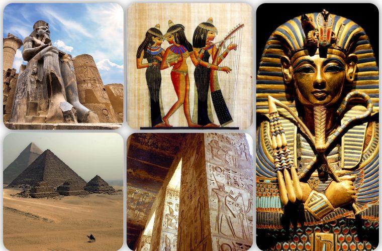 Civilizaţia Egiptului antic (30 august – 2 septembrie)