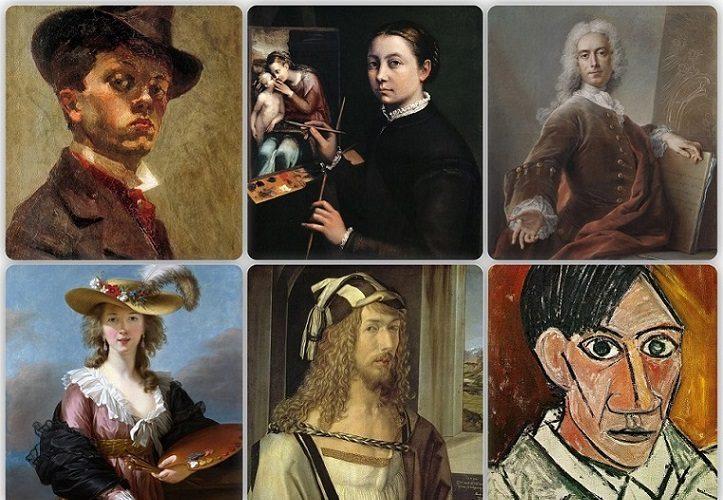 Povestea unor autoportrete celebre. Cum s-a elaborat imaginea artistului?