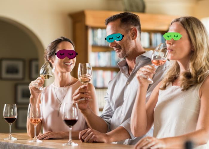 Blind date cu un vin – eveniment cu degustare