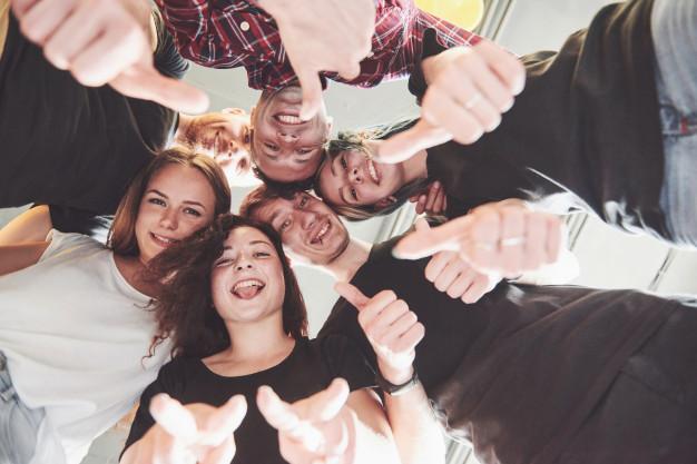Acting workshop for teens