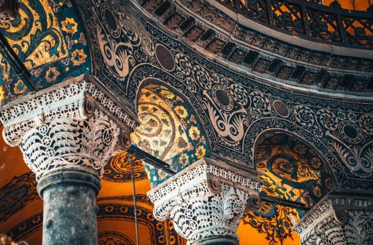 Frumuseţea artei bizantine: arhitectură sacră, iconoclasm şi renaşterea paleologă