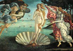 Arta Renașterii italiene: Botticelli, Leonardo da Vinci, Michelangelo
